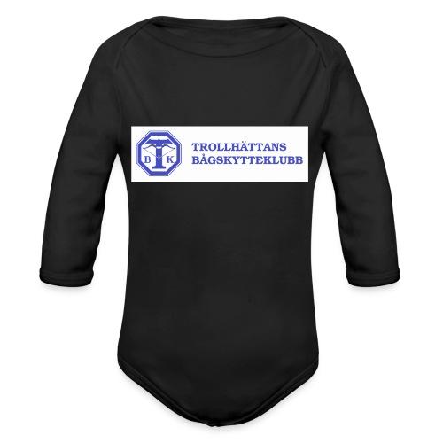 T-shirt Herr - Ekologisk långärmad babybody