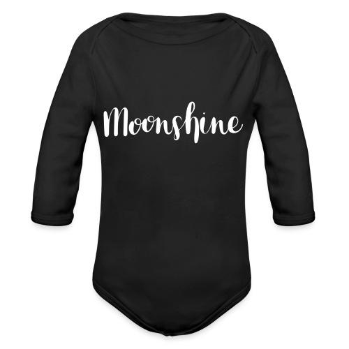 Moonshine - Baby Bio-Langarm-Body