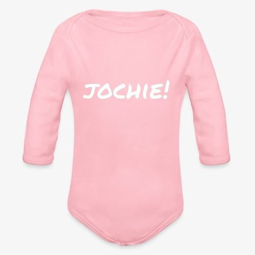 Jochie - Baby bio-rompertje met lange mouwen