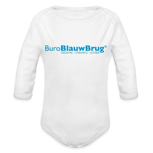 bbb_logo2015 - Organic Longsleeve Baby Bodysuit