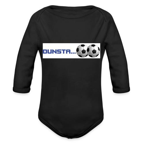 dunstaballs - Organic Longsleeve Baby Bodysuit