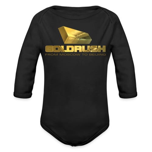 GOLDBARREN - GOLDRUSH - From moscow to beijing - Baby Bio-Langarm-Body