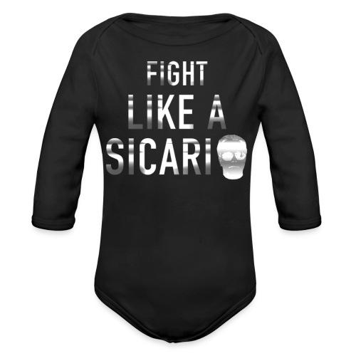 Boxer - Baby Bio-Langarm-Body