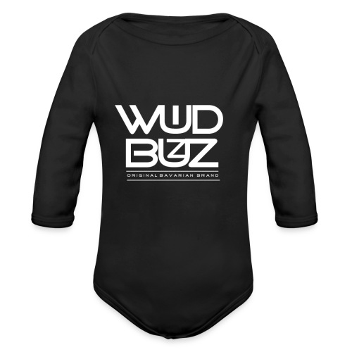 WUIDBUZZ | WB WUID | Unisex - Baby Bio-Langarm-Body