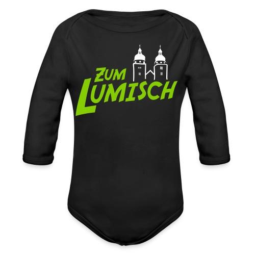 Zum Lumisch - Baby Bio-Langarm-Body