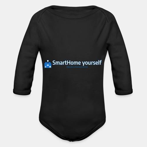 SmarthomeYourself Logo - Baby Bio-Langarm-Body