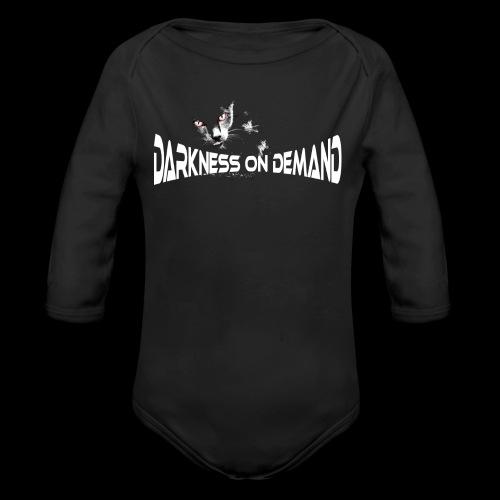 DoD Darkness on Demand Cat - Baby Bio-Langarm-Body