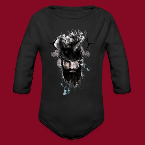 Hipman - Body ecologico per neonato a manica lunga