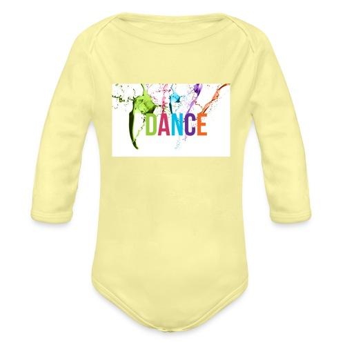 Ballo - Body ecologico per neonato a manica lunga