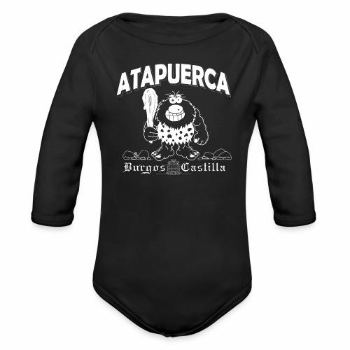 Dupi en Atapuerca - Body orgánico de manga larga para bebé