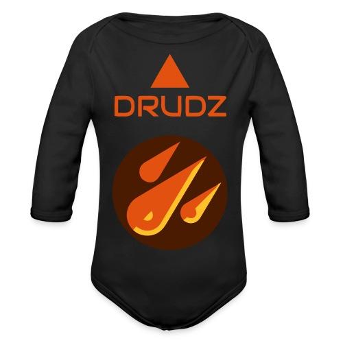 Drudz - Ekologisk långärmad babybody