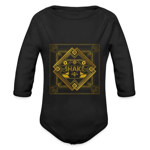 AlbumCover 2 - Organic Longsleeve Baby Bodysuit