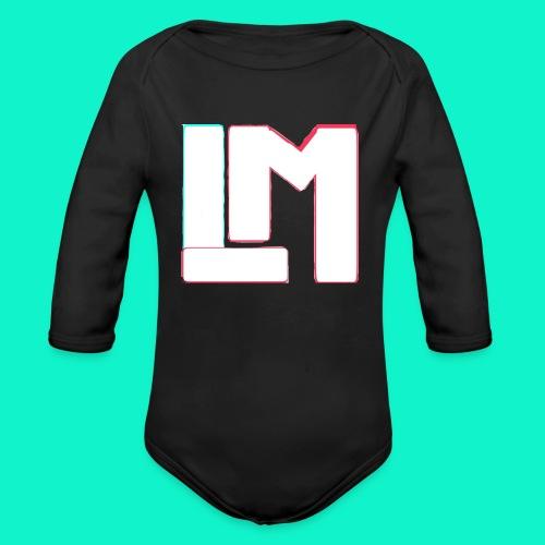 LM - Baby bio-rompertje met lange mouwen
