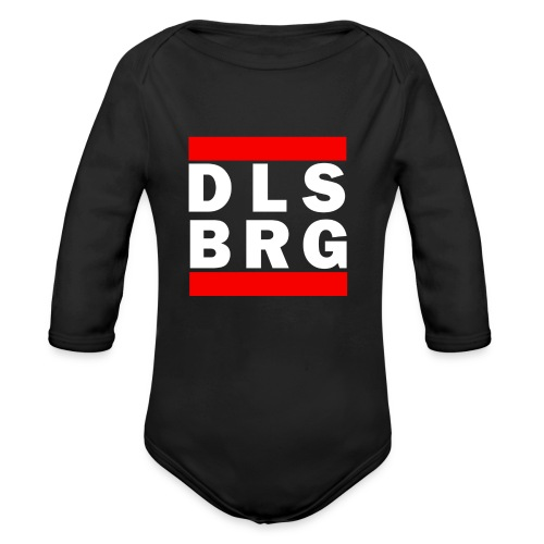 DLSBRG transparent weiss png - Baby Bio-Langarm-Body