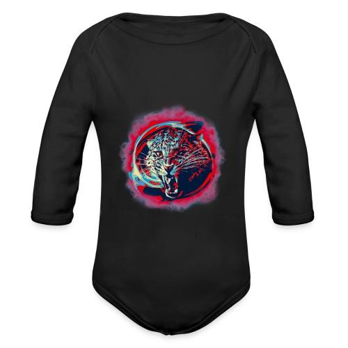 jaguard - Body Bébé bio manches longues