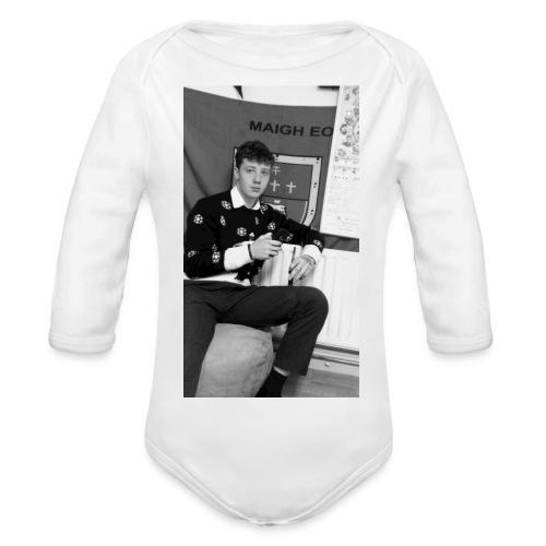 el Caballo - Organic Longsleeve Baby Bodysuit