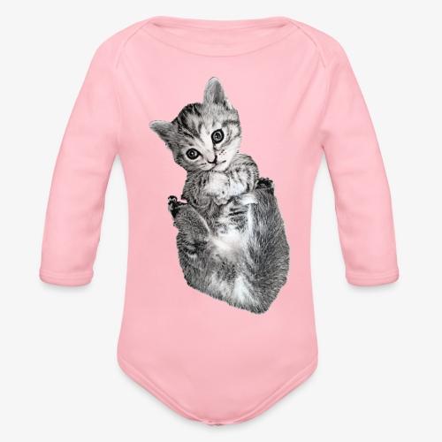 Lascar - Organic Longsleeve Baby Bodysuit