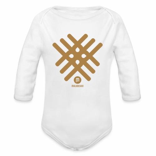 Maladesign - Vauvan pitkähihainen luomu-body