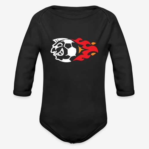 Glasgow Handball - Organic Longsleeve Baby Bodysuit