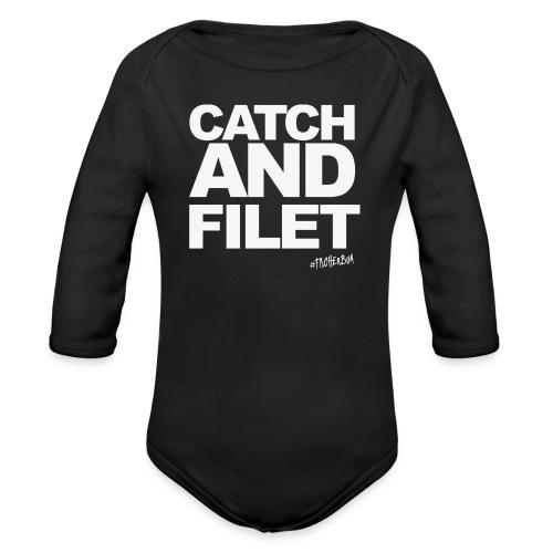 Catch and Filet - Baby Bio-Langarm-Body