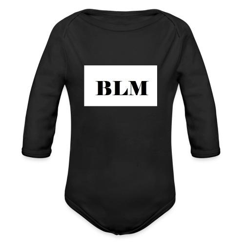 BLM - Body Bébé bio manches longues