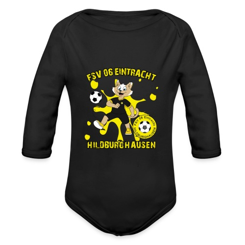 Hildburghausen ESKater - Baby Bio-Langarm-Body