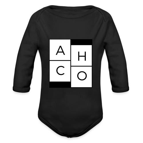 ACHO limited - Body orgánico de manga larga para bebé