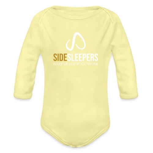 Sidesleepers - Baby Bio-Langarm-Body