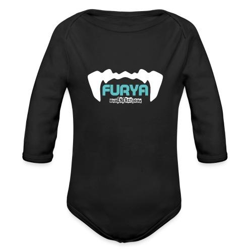 Logo Furya - Body Bébé bio manches longues