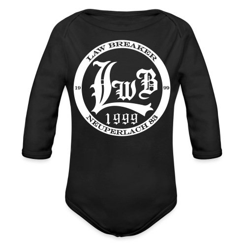 LawBreaker Street Collect - Baby Bio-Langarm-Body