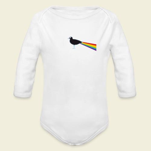 t shirt darkside png - Baby Bio-Langarm-Body