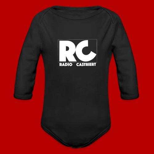 Radio CASTriert 2017/2018 - Baby Bio-Langarm-Body