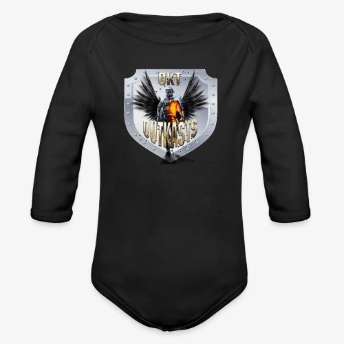 outkastsbulletavatarnew 1 png - Organic Longsleeve Baby Bodysuit