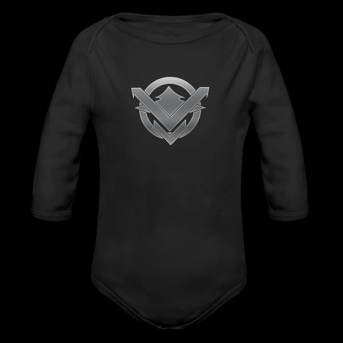 SVN Arts logo - Baby bio-rompertje met lange mouwen