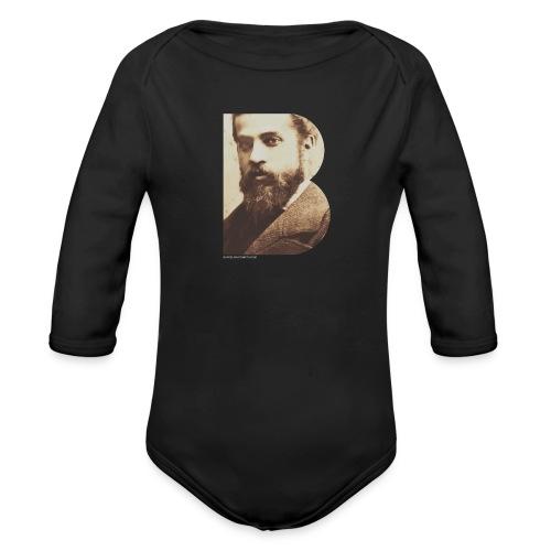 BT_GAUDI_ILLUSTRATOR - Organic Longsleeve Baby Bodysuit