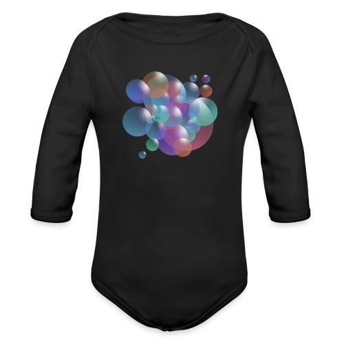 bubble - Baby Bio-Langarm-Body