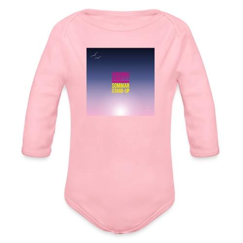 T-shirt herr Skärgårdsskrattet - Ekologisk långärmad babybody
