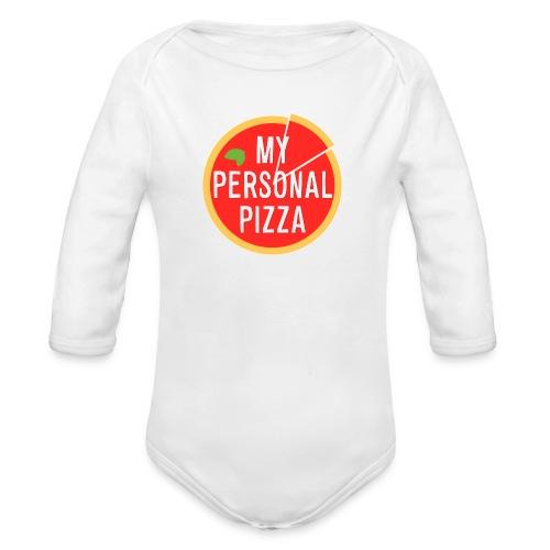 maglietta_alsina_noshadow_textshadow - Body ecologico per neonato a manica lunga