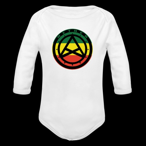 Nether Crew Black\Green\Yellow\Red Hoodie - Body ecologico per neonato a manica lunga