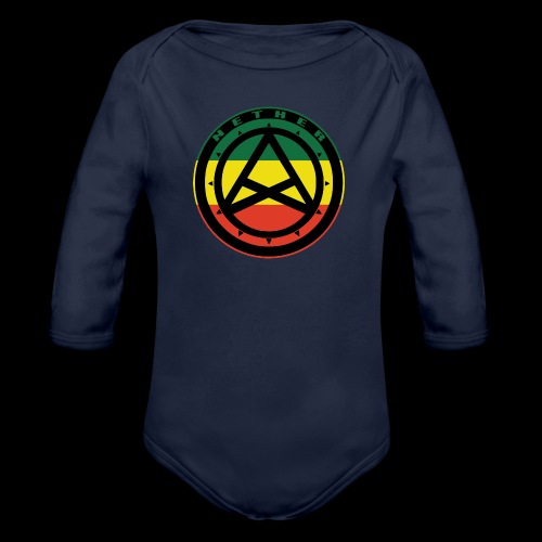 Nether Crew Black\Green\Yellow\Red Hoodie - Body ecologico per neonato a manica lunga