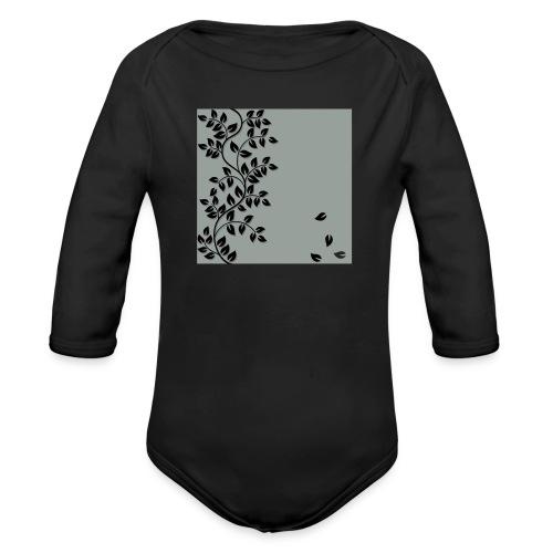 onboarding - Organic Longsleeve Baby Bodysuit