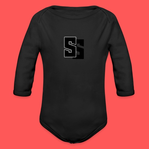 SSs Cloths - Organic Longsleeve Baby Bodysuit