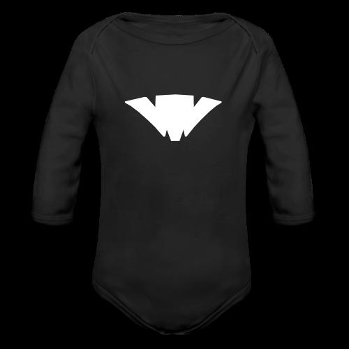 Unifont Logo - Organic Longsleeve Baby Bodysuit