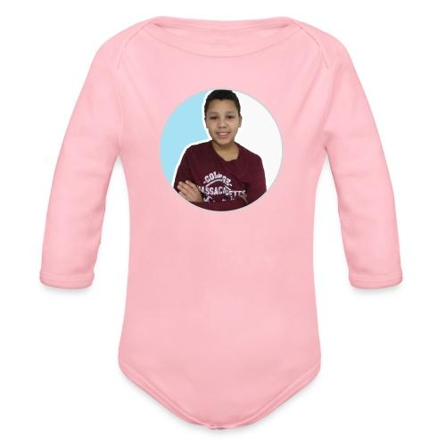 DatGamerXL - Organic Longsleeve Baby Bodysuit