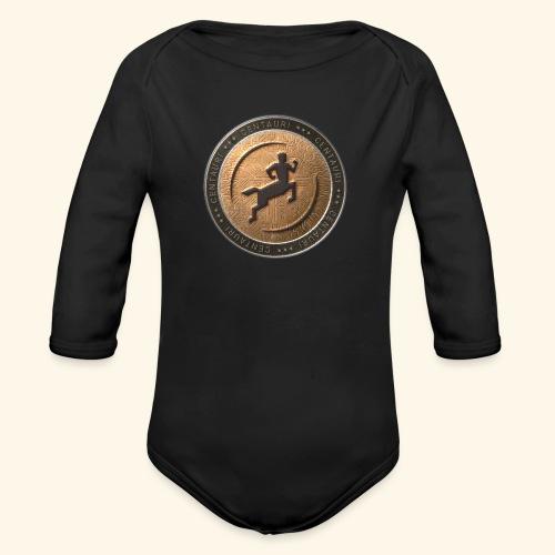 Centauri Sport - Baby Bio-Langarm-Body