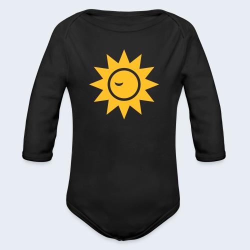 Winky Sun - Baby bio-rompertje met lange mouwen
