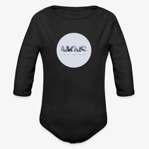 MKNS - Baby Bio-Langarm-Body