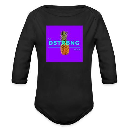 tropic - Organic Longsleeve Baby Bodysuit