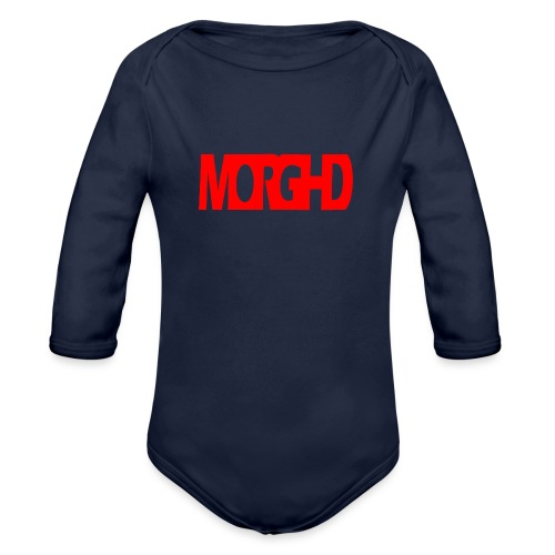 MorgHD - Organic Longsleeve Baby Bodysuit