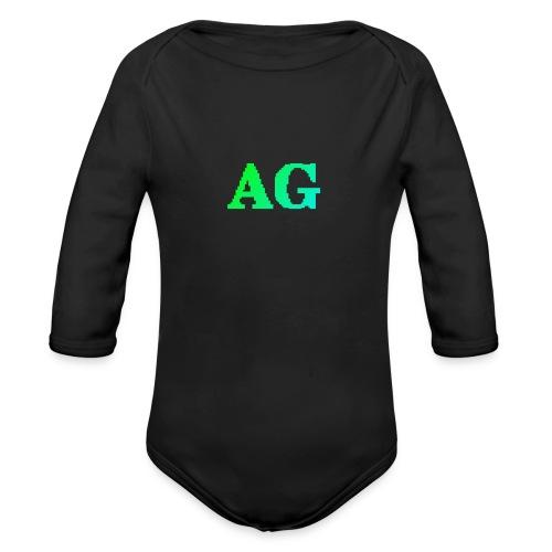 ATG Games logo - Vauvan pitkähihainen luomu-body